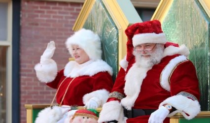 74th Annual Manassas Christmas Parade